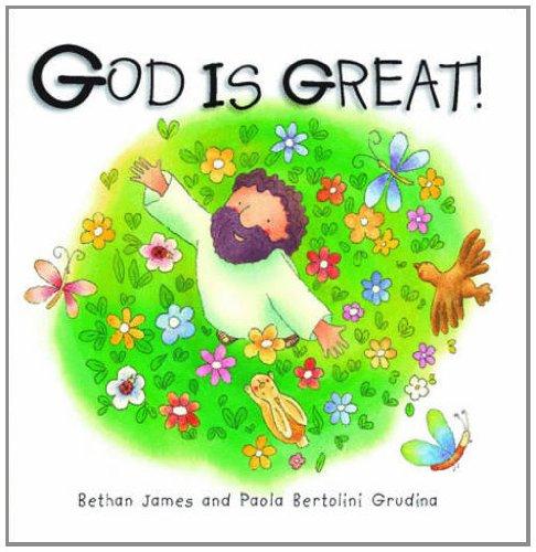 God Is Great! (Mini Board Books) pdf
