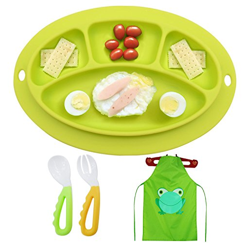 3 Pcs Silicone Table Placemat Set For Baby Toddler Placemat For Kids,  Baby Portable Highchair Suction Mini Mat For Food Table Eating, Eating Mat Extra Sticky, Stay In Place - Selling Chairs Best High
