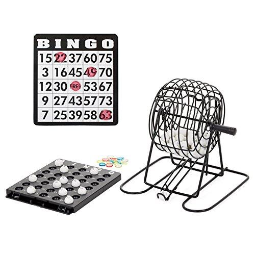 Torre /& Tagus 940031 Retro Bingo Game Set