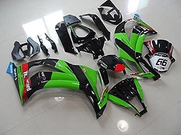 Amazon.com: Moto Onfire ABS Plastic Fairing Kits for ...