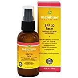 Best Organic Face Toners - Mambino Organics Face Care SPF 30 Natural Mineral Review