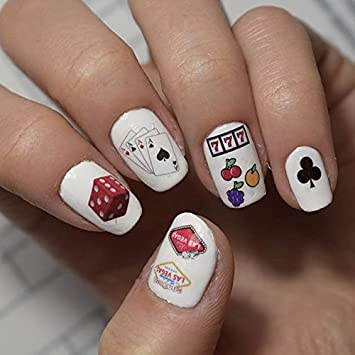 Amazon Las Vegas Casino Collection Las Vegas Nail Art Beauty