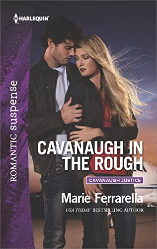 book cover of Cavanaugh In The Rough