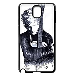 JamesBagg Phone case Singer Ed Sheeran For Samsung Galaxy NOTE3 Case Cover Style 4