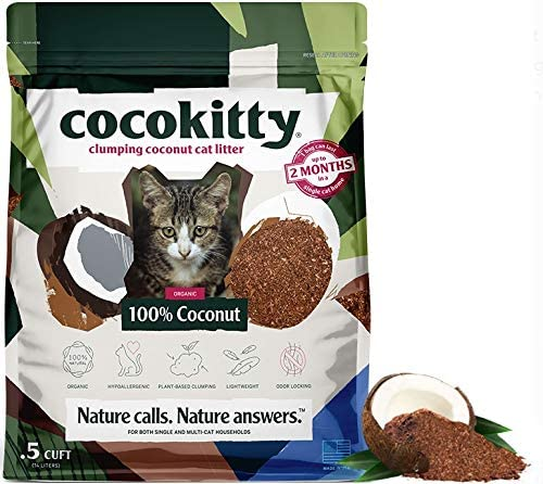 Coconut Cat Litter - CocoKitty