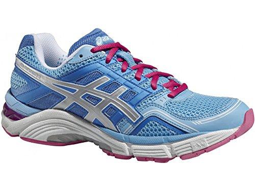 Femme Fitness Course Bleu Asics De foundation 11 Chaussures Sport Gel 887q0w6