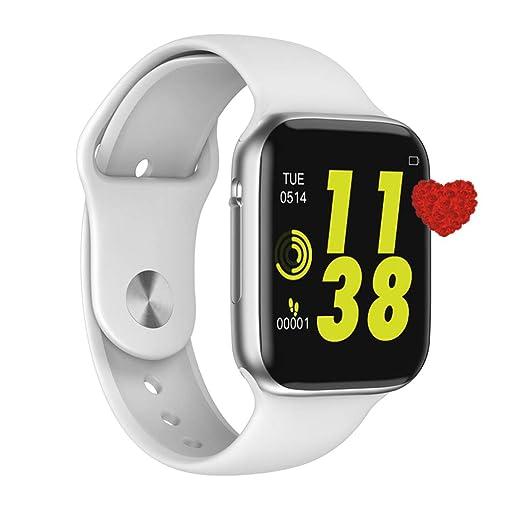 Smart Watch, W34 Bluetooth Call Smart Watch ECG Monitor de ...