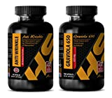 Product review for anti-aging capsules - ANTI WRINKLE - GRAVIOLA - graviola extract - (2 Bottle Combos)