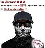 Seamless Neck Gaiter Shield Scarf Bandana Face Mask