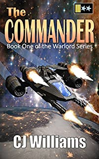 The Commander by CJ Williams ebook deal