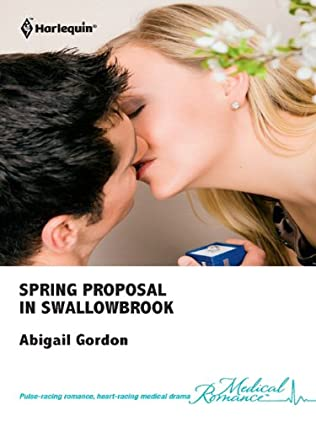 book cover of Spring Proposal in Swallowbrook