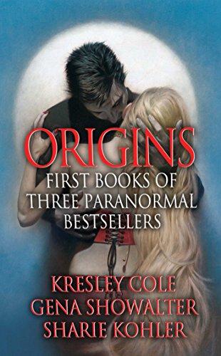 book cover of Origins