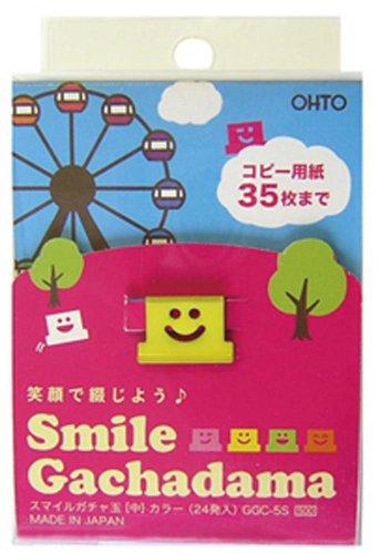 (Auto Smile Gacha ball in color GGC-5S (japan)
