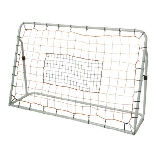 Franklin Sports Adjustable Soccer Rebounder (6-Feet by (Steel Rebounder)