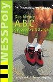 img - for Das kleine ABC der Sportverletzungen book / textbook / text book