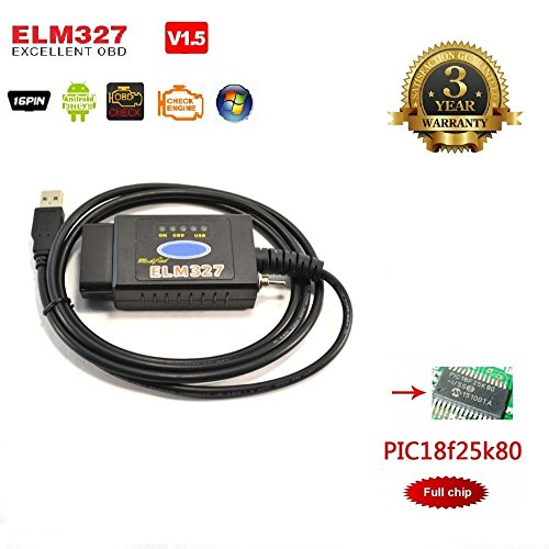 AntiBreakscan elm327 USB Switch