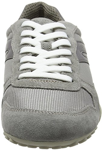 Basses Snake Uomo Geox Sneakers C ice Homme greyc4416 Gris drqqwIA5Wx