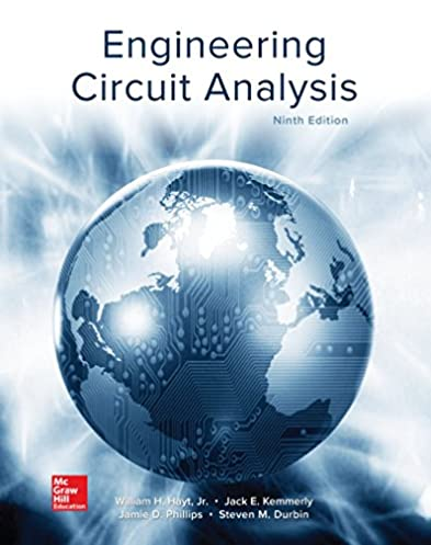 loose leaf for engineering circuit analysis william h haytloose leaf for engineering circuit analysis 9th edition by william h hayt