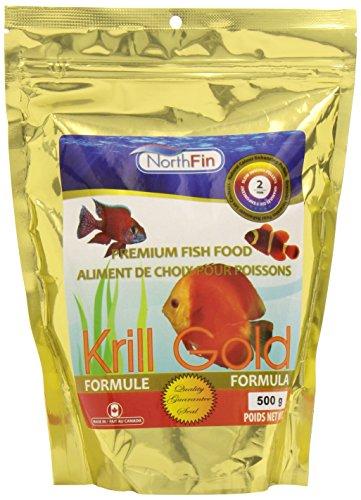 Northfin Food Krill Gold 2mm Pellet 500 Gram Package