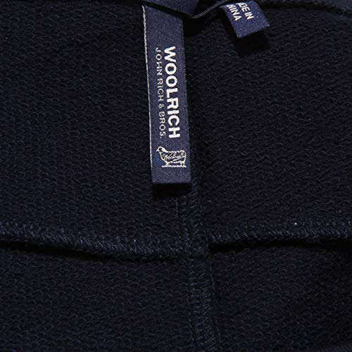 Manica Blu Woolrich Blue Woman Donna Felpa 3 2607x 4 Sweatshirt qz7tzvrBw