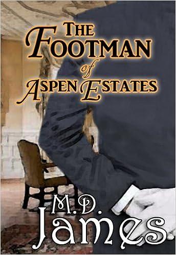 Ipad download epub ibooks The Footman of Aspen Estates (Concord Series Book 2) by M.D. James B0085ALRNQ in Danish PDF