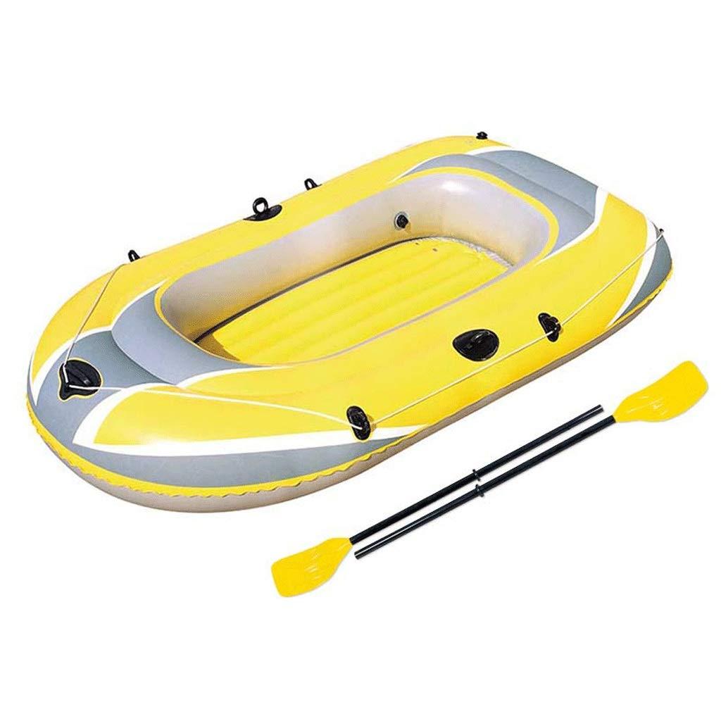 インフレータブルボート釣りボートDouble Thicken hovercraft A