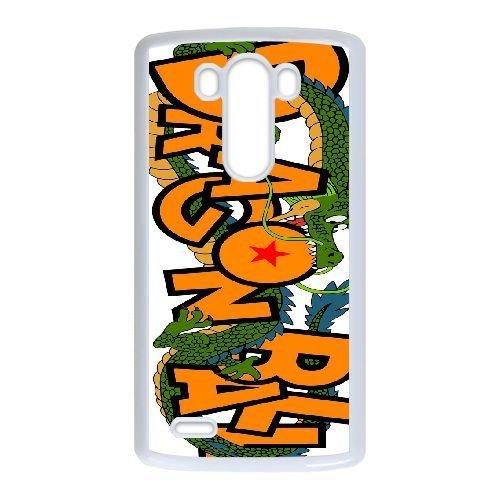 LG G3 phone case White Dragon Ball (change)MOL7628145