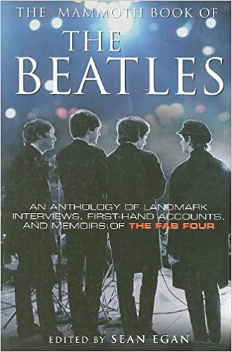 The Mammoth Book of the 'Beatles'