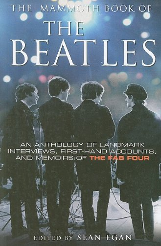 Download The Mammoth Book of the Beatles pdf