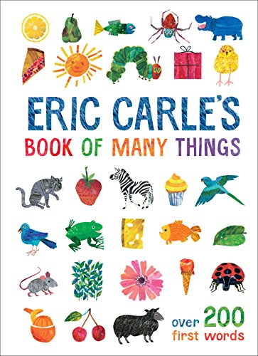 Eric Carle's Book of Many Things (The World of Eric -