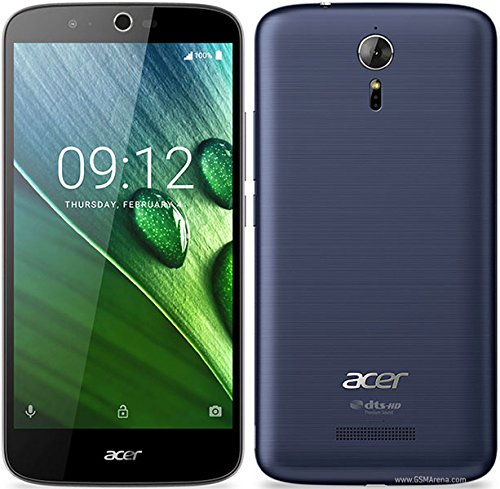 Acer Liquid Zest Smartphone 16GB Storage Android (Certified Refurbished)