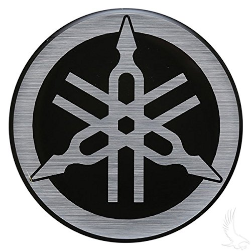 yamaha golf cart emblem - 8