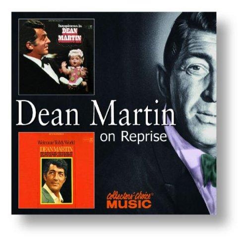 DEAN MARTIN - Happiness Is Dean Martin/welcome To My World - Zortam Music