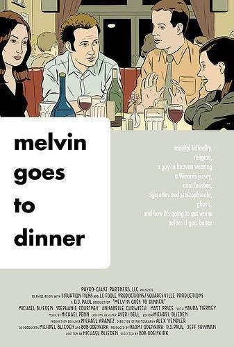 Melvin Goes To Dinner - Lisa Dinner