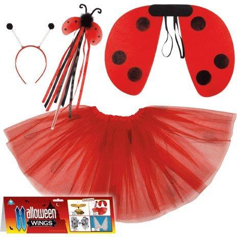 Ladybug Wing Set (Ladybug Wing Set)