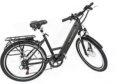 ZukeCity Fast Electric Bicycle Variable Speed