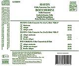Haydn: Cello Concertos Nos. 1 And 2 / Boccherini: Cello Concerto In B Flat Major