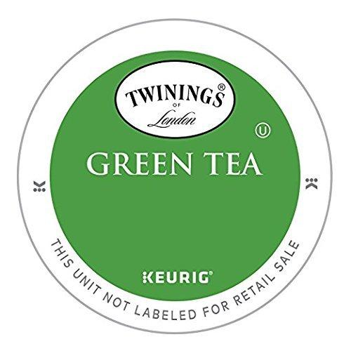 Twinings Green Tea Keurig K-Cups, 48 Count by Twinings