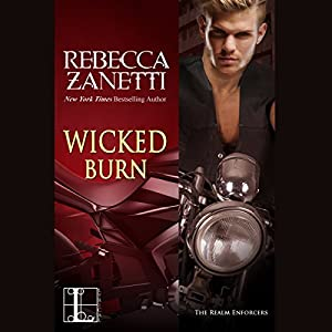 Wicked Burn Audiobook