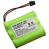 eForCity Generic Uniden BT-905 Cordless Phone Compatible Ni-MH Battery, Office Central