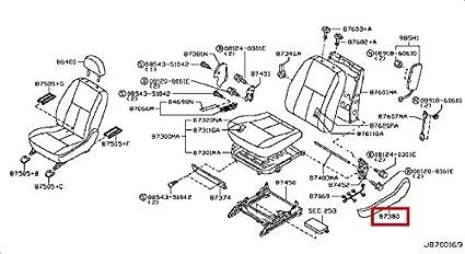 Infiniti G35 Seat Wiring Diagram - Wiring Schematics on