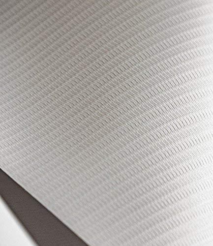 FastPlot Outdoor Scrim Vinyl Banner 15 mil - Waterproof 400g - 24 x 60' ()