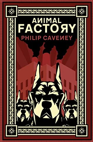 book cover of Animal Factory