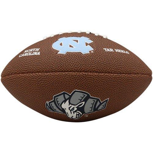 North Carolina Nfl - Wilson NCAA North Carolina Tar Heels Team Football, Mini, Brown