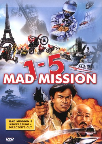 Mad Mission 1-5