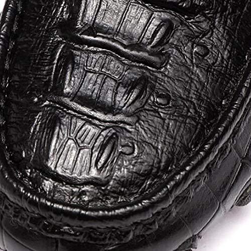 Enfiler Chaussures À aller Tout Pour Hommes Plats Mocassins En Cuir Confortables Yuan xBwqRUY8w