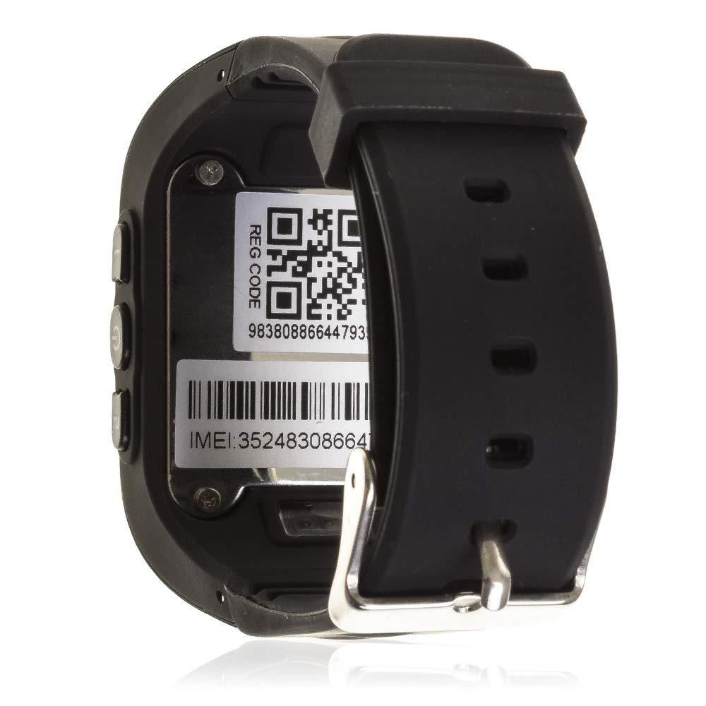 TEKKIWEAR. DMW007. Smartwatch GPS Q50 Especial para Niños ...