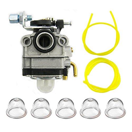 Savior Carburetor Primer Bulb Fuel Line for Craftsman 4 Cycle Mini Tiller 316.292711