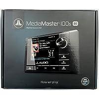 JL Audio MediaMaster 100s BE Marine Source Unit