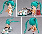 DSTOY Anime toys hand to do Q version clay 109 # racing girl Hatsune Miku